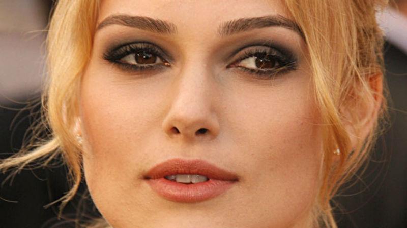 Макияж блондинке с карими глазами