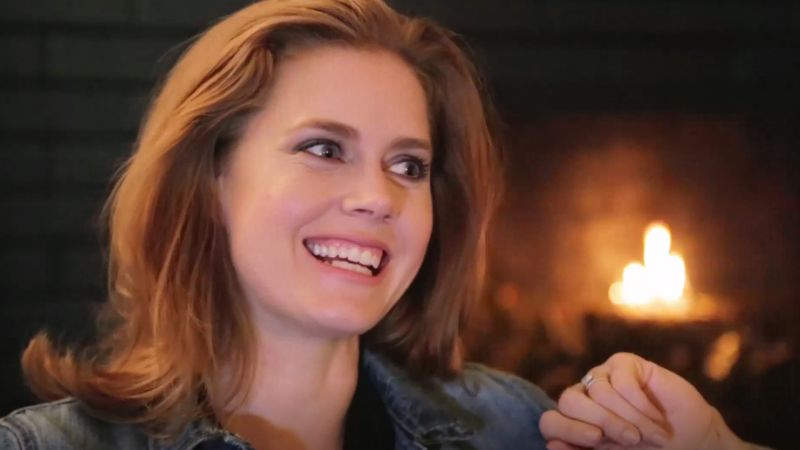 Watch Cover Shoots Amy Adams On Bradley Coopers Pink Hair Rollers