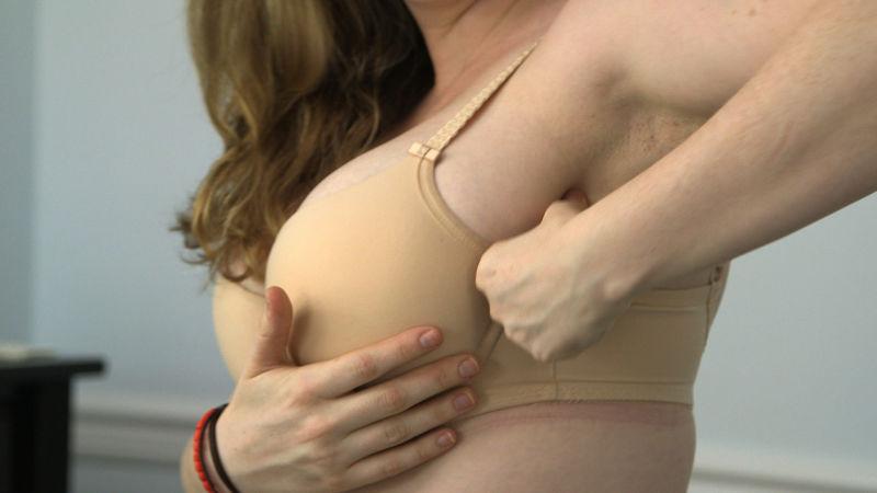 breast cancer fuck sex