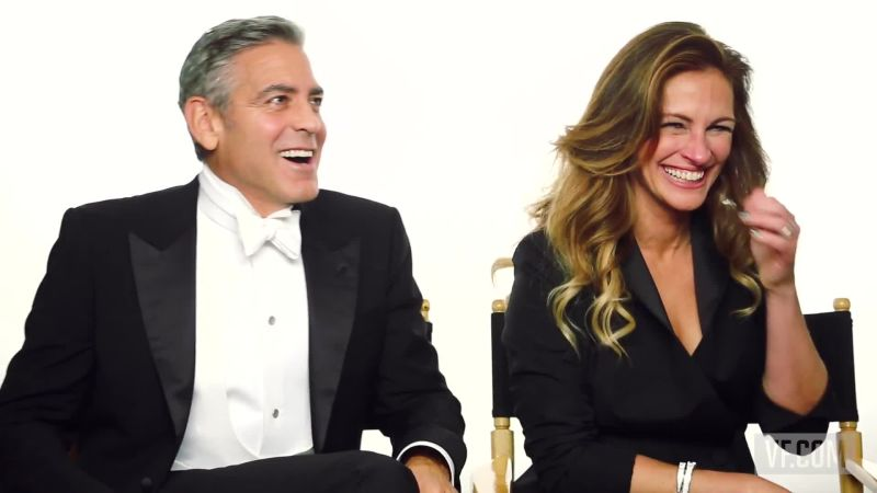Watch The Hollywood Issue Talking To George Clooney And