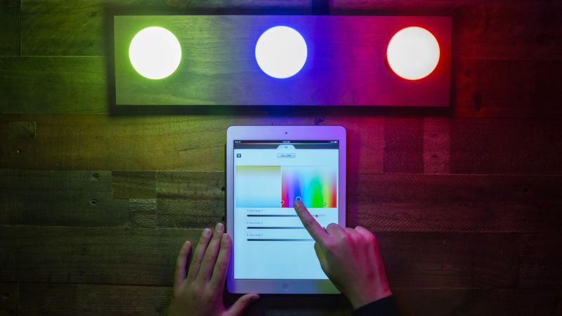 Watch Gadget Lab A Look At The Philips Hue Connected
