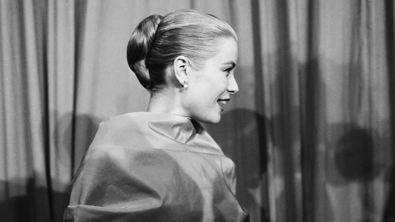 Watch Hey Hair Genius How To Recreate Grace Kelly S