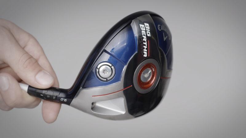 Watch The Hot List Drivers Callaway Big Bertha Alpha Golf