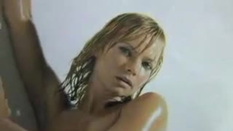 charlize theron allure naked