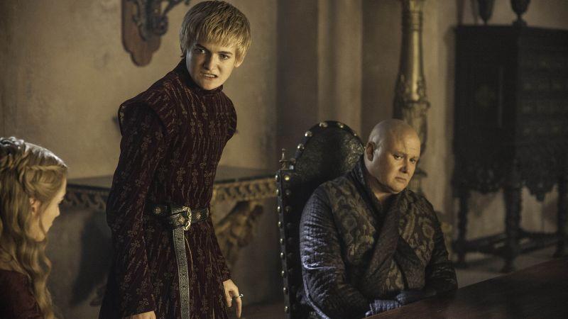 watch game of thrones supercut joffrey baratheon insufferable doucheweasel gq video cne. Black Bedroom Furniture Sets. Home Design Ideas