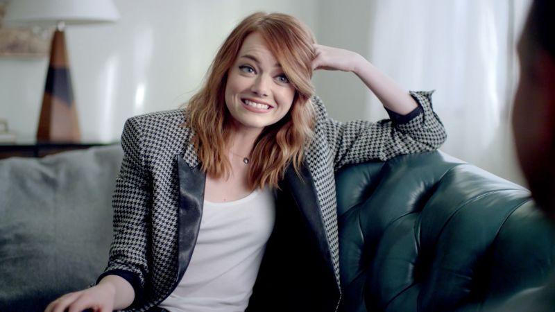 Watch Vogue Original S... Emma Stone Hair
