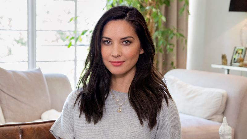 Olivia Munn, Suck It, Wonder Woman!: The Misadventures of a Hollywood Geek