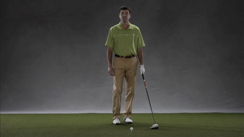how to hit a draw with a driver video