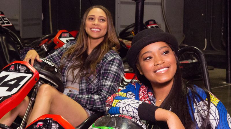 watch besties cupcakes and gokarts with keke palmer and