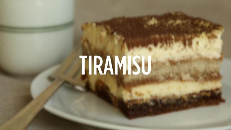 Watch How to Make Tiramisu | Epicurious Video | CNE