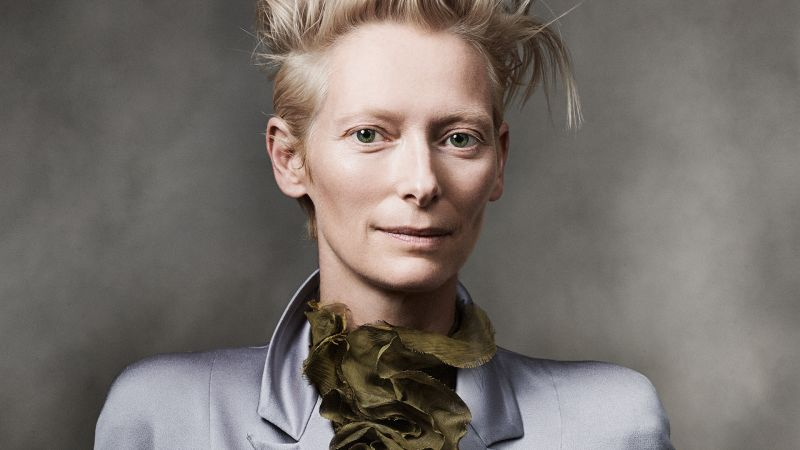 Watch Gq Men Of The Year Tilda Swinton S Favorite Movie
