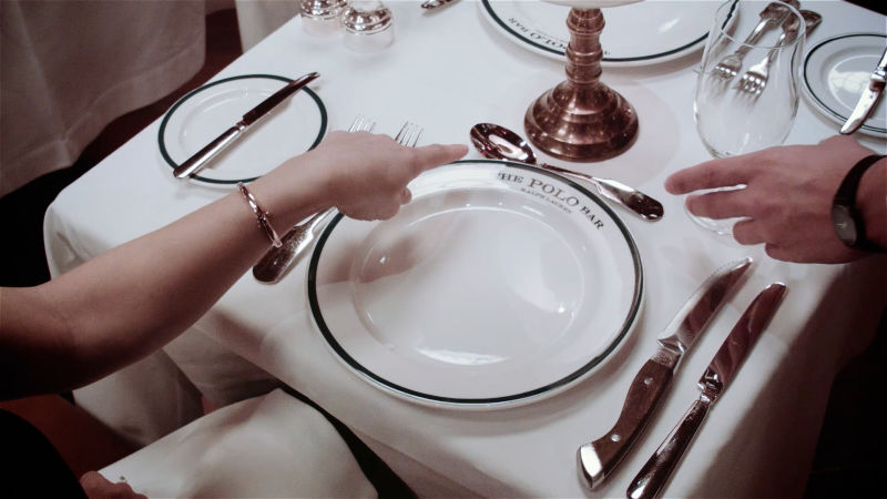 Watch Vogue Diaries Modern Etiquette Dining Out with  : voguemodern etiquette dining out chloe malle from video.vogue.com size 800 x 450 jpeg 56kB