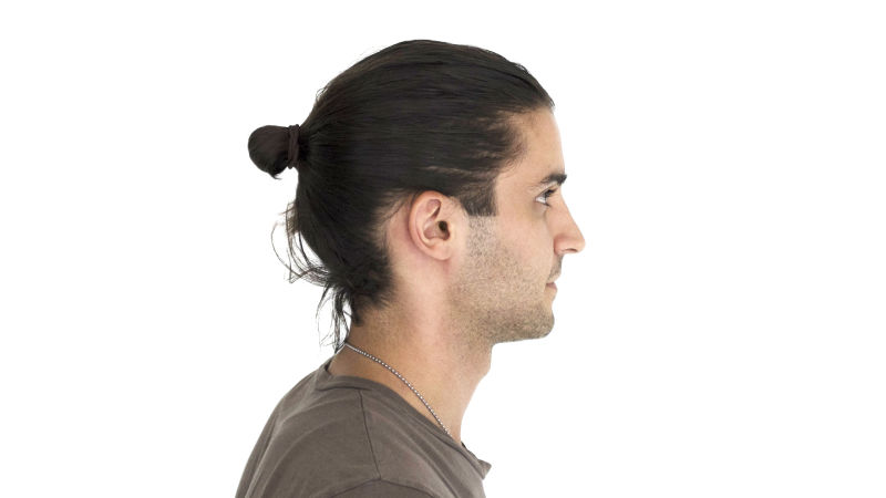 Man Bun Hairstyle - Official Site for Manbuns and Long Hair