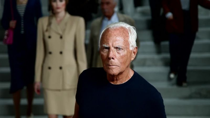 Image result for Giorgio Armani