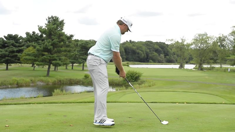 How to Hit a Fairway Wood – Weight Distribution