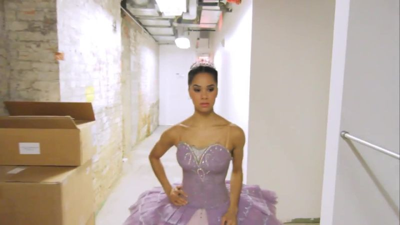 Misty copeland vogue