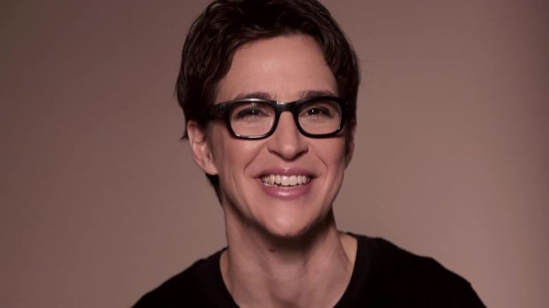 Watch Our Story Rachel Maddow On Rising Above It