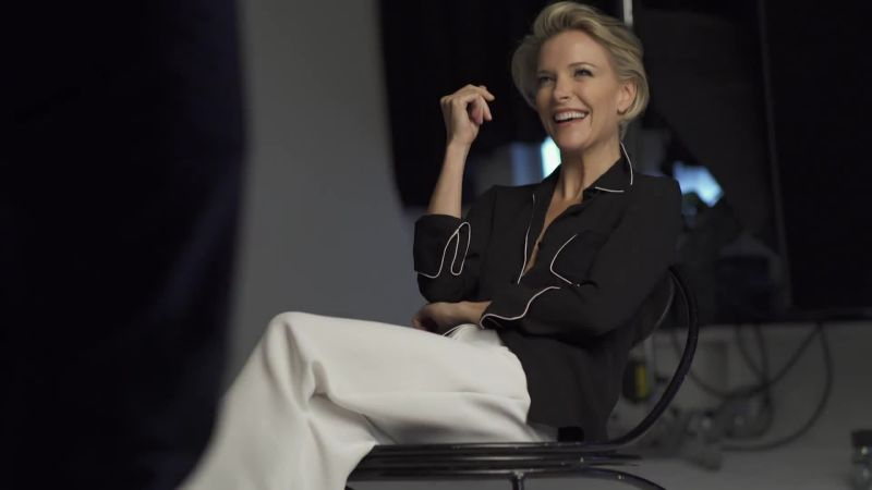 Watch Go Behind The Scenes Of Megyn Kelly S Vanity Fair