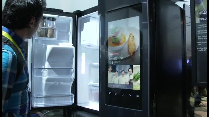 Watch Ces 2016 Ces 2016 Fridges For The Future Wired