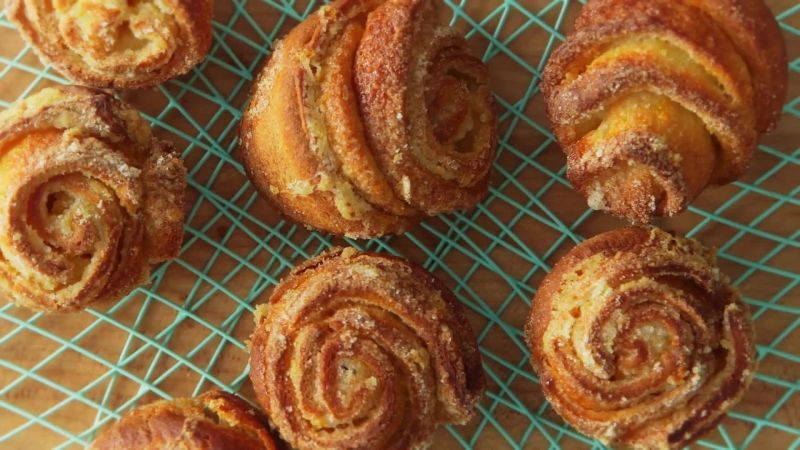 How To Make Morning Buns - YouTube