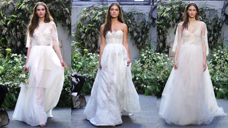 watch monique lhuillier talks weddings dresses and more