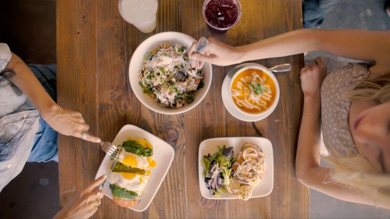 Watch LA in a Day: Lunch at Sycamore Kitchen | Bon Appétit Video | CNE