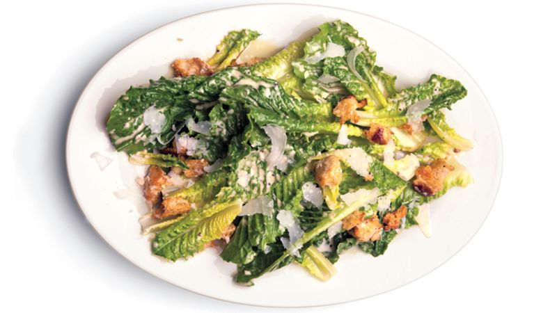 Watch the very best caesar salad bon app tit video cne for What sides go with fish