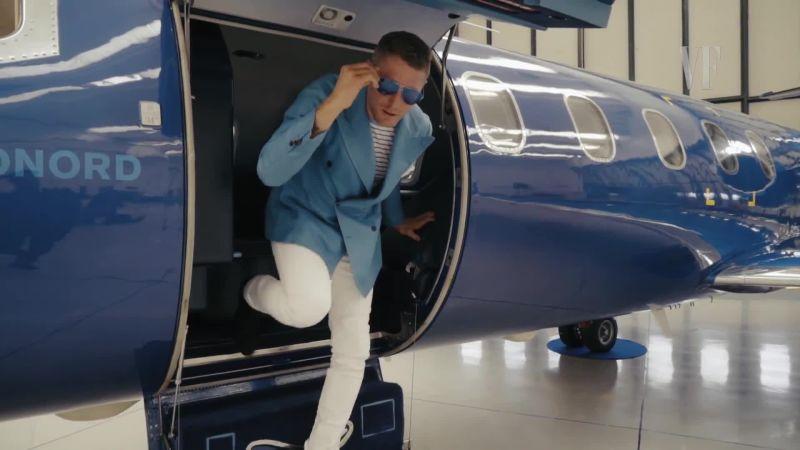 Jet Privato Lapo Elkann : Watch inside lapo elkann s life of luxury vanity fair