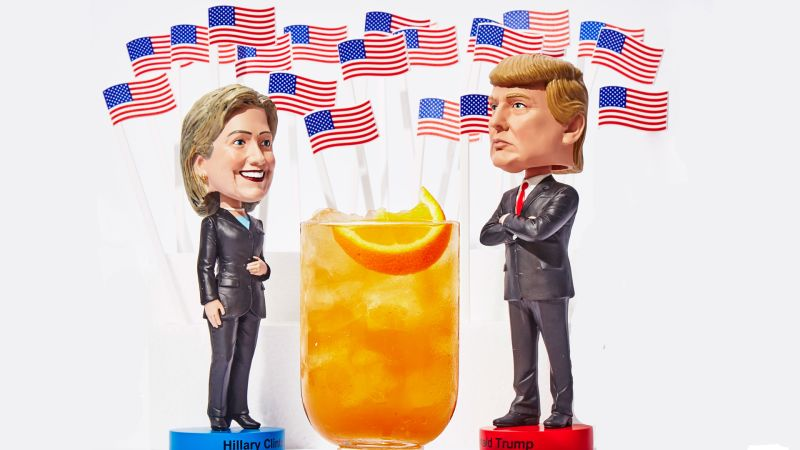 Drinks To Get You Through The Election