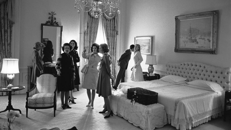 Watch 4 White House Rooms You Won T See On The Tour