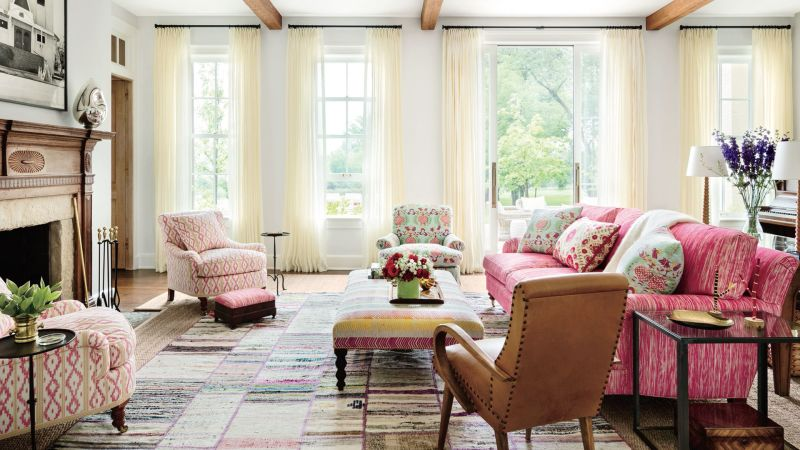 Watch How To Update Your Living Room In Three Easy Steps | Architectural  Digest Video | CNE
