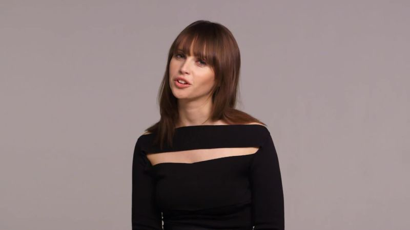 Watch Glamour Cover Shoots Felicity Jones Reveals Star