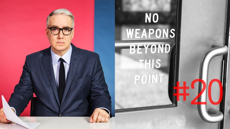 GQ: The Resistance with Keith Olbermann Video Series