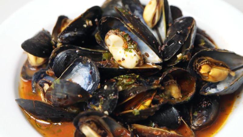 Watch the easiest weeknight indian curried mussels epicurious watch the easiest weeknight indian curried mussels epicurious video cne forumfinder Gallery