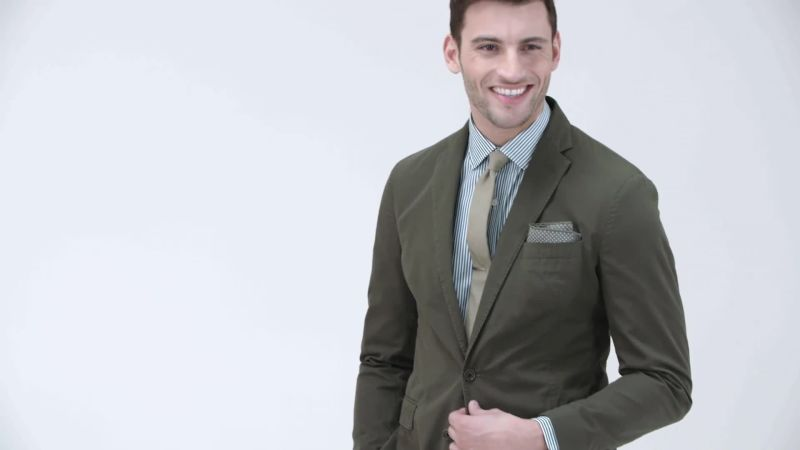 Watch Upgrade Your Style The Olive Suit Is The Ultimate Style Upgrade Gq Video Cne