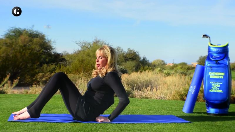 Watch Fitness Friday How Yoga Can Help Your Swing Golf