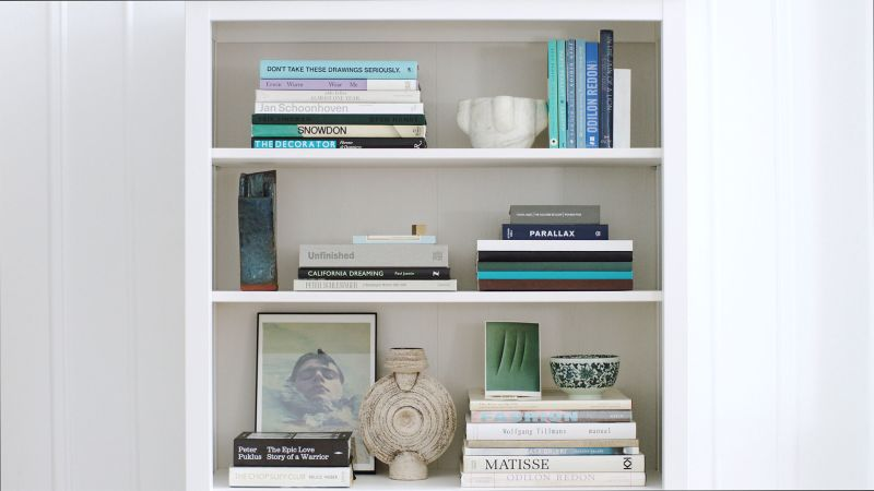 diy img painted bookshelves paint turquoise bookshelf inspirations details articles