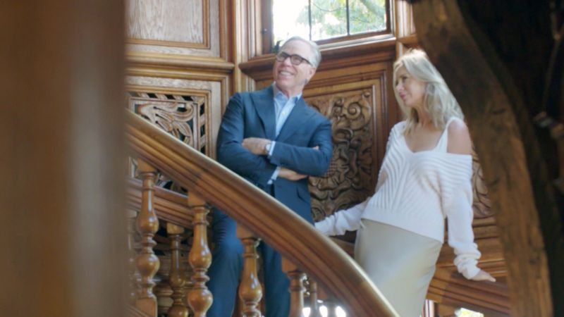 Watch Cover Shoots A Room By Room Tour Of Tommy Hilfiger