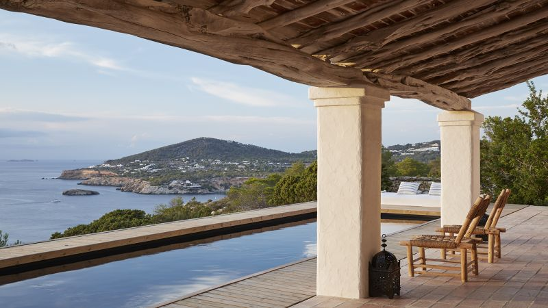 Watch Inside The Ibiza Dream Home Of Architect Daniel