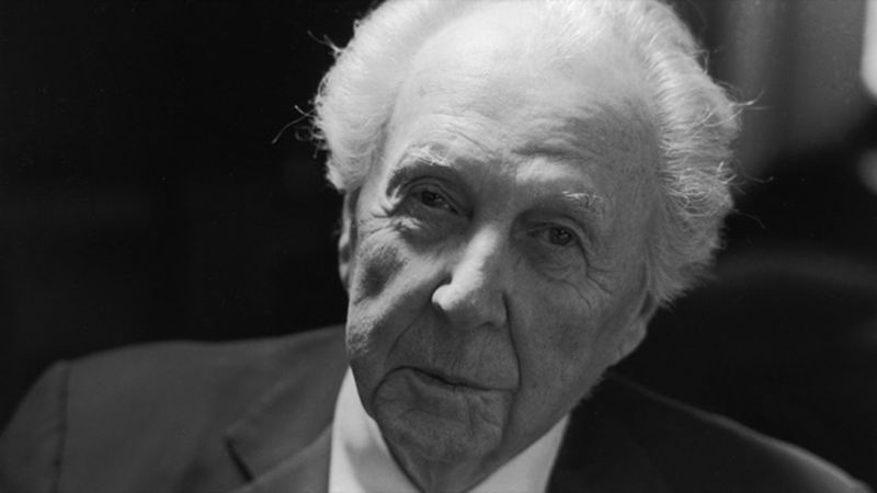 Watch Why Frank Lloyd Wright Is The Most Iconic American