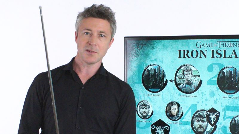Watch The Story So Far   Littlefinger Recaps Game of Thrones in 5 ...