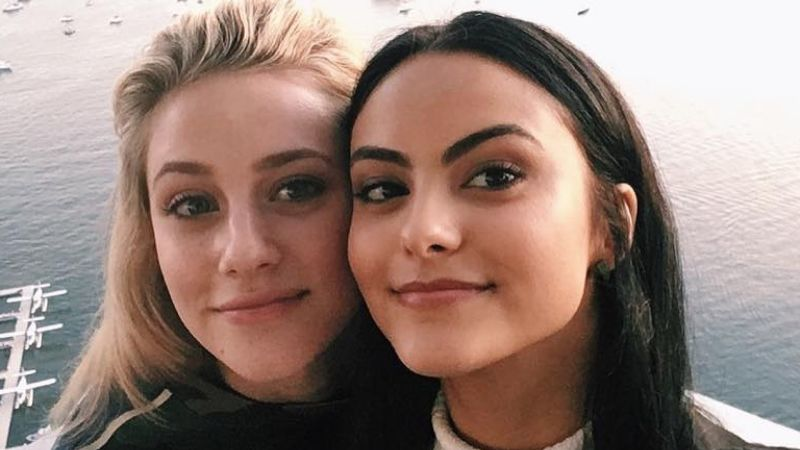Watch Riverdale's Betty And Veronica Are Friendship Goals