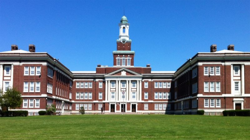 Watch The Top 20 Most Beautiful Public High Schools In America |  Architectural Digest Video | CNE