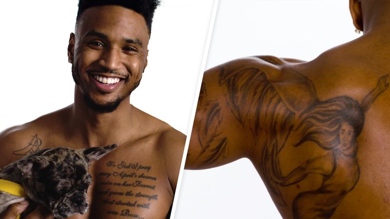 Watch Tattoo Tour | Trey Songz Breaks Down His Tattoos ... Trey Songz Trigga Face