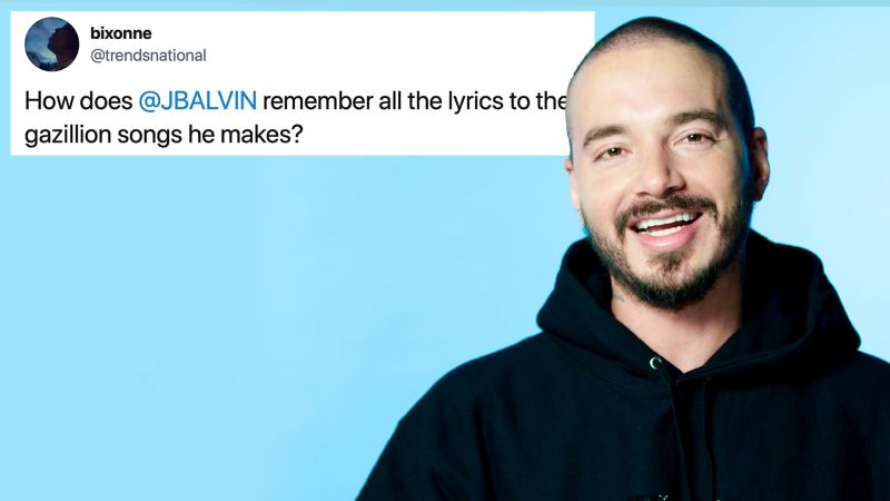 J Balvin Goes Undercover on YouTube, Twitter and Instagram