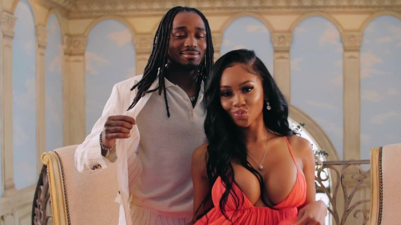 Quavo and Saweetie Are the New Rap Royalty