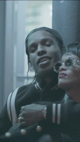 Fashion Killa Asap Rocky Hq Watch A AP Rocky Rihanna
