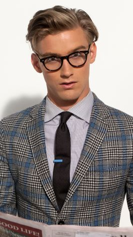 Watch what to wear now how to wear a plaid suit gq video cne ccuart Choice Image
