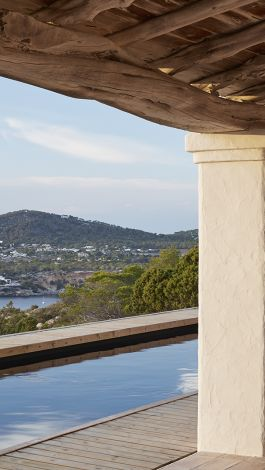 Watch Inside The Ibiza Dream Home Of Architect Daniel Romualdez |  Architectural Digest Video | CNE