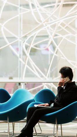 Watch The Airport Terminal Thatu0027s Also A High Tech Garden   Condé Nast  Traveler Video   CNE